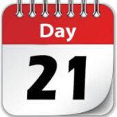 قانون 21 روز